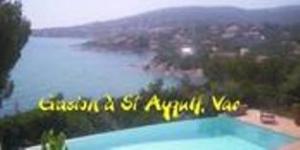 Haus mit pool, St Aygulf, VAR